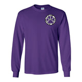 Brownsburg Volleyball Long Sleeve Tee - L&M Spirit Gear