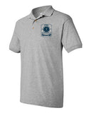 Mooresville Fire Department - Short Sleeve Sport Shirt WITH RANK - EMB