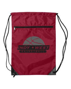 Indy West Drawstring Backpack - SP