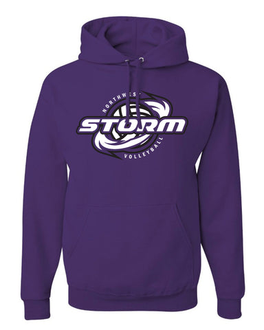 Northwest Storm Hooded Sweatshirt SP