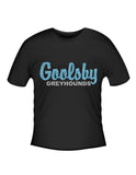 Goolsby Greyhounds in Blue Glitter - L&M Spirit Gear  - 1