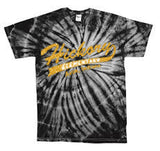 Glitter Hickory Elementary with Tail Tie Dye - L&M Spirit Gear