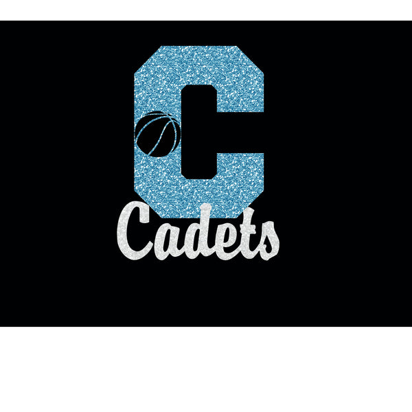 Girls C Cadets GLITTER Basketball - L&M Spirit Gear