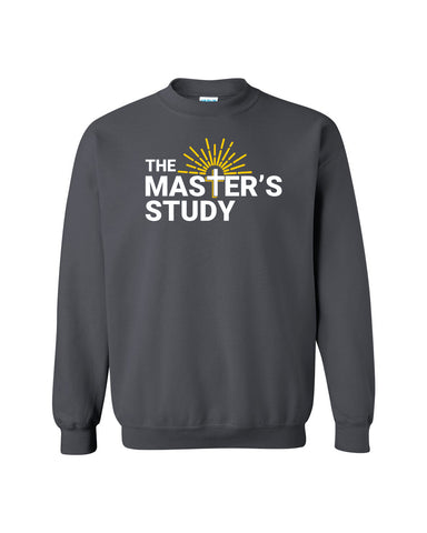 The Master's Study Crewneck Sweatshirt