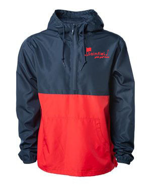 PCMS Golf Windbreaker - EMB