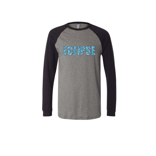 Eclipse Glitter Softball - L&M Spirit Gear  - 1