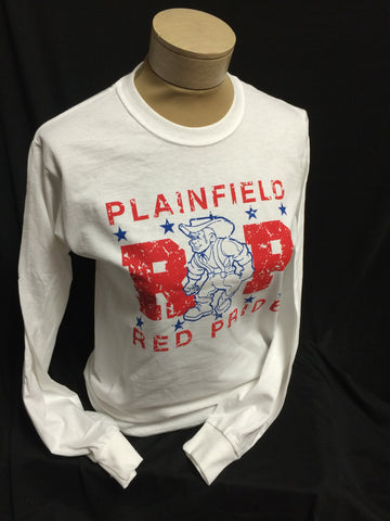 Red Pride Unisex Long Sleeve Tee - L&M Spirit Gear