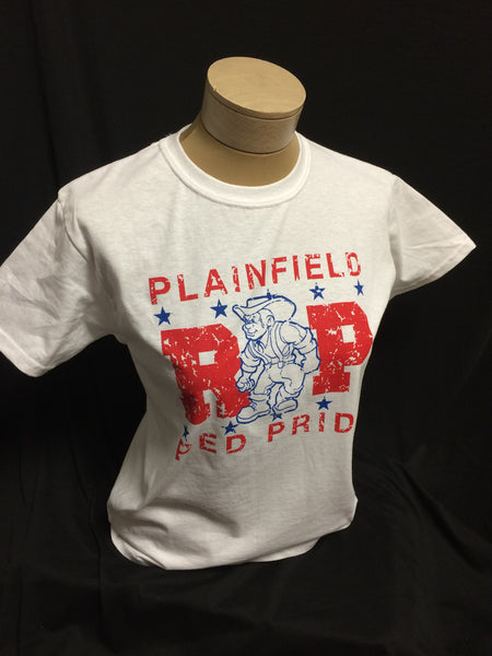 Red Pride Youth Short Sleeve Tee - L&M Spirit Gear