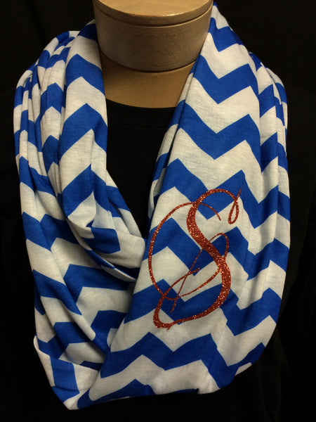 Speed Chevron Infinity Scarf - L&M Spirit Gear