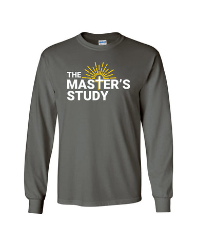 The Master's Study Long Sleeve Shirt