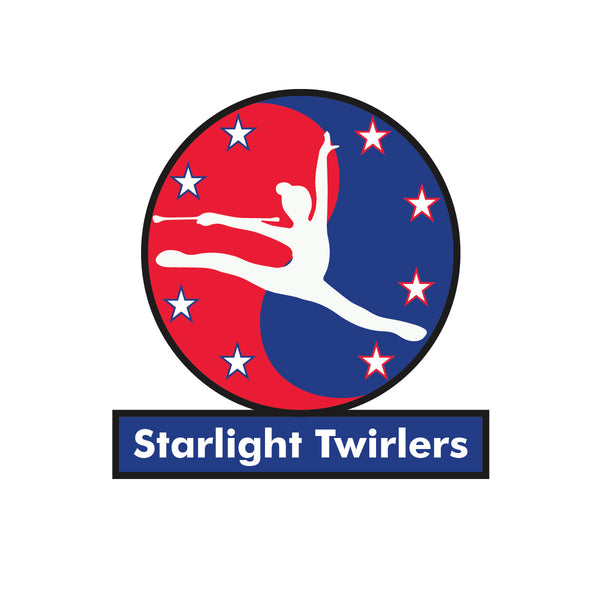 Starlight Twirlers Warm Up Jacket - L&M Spirit Gear