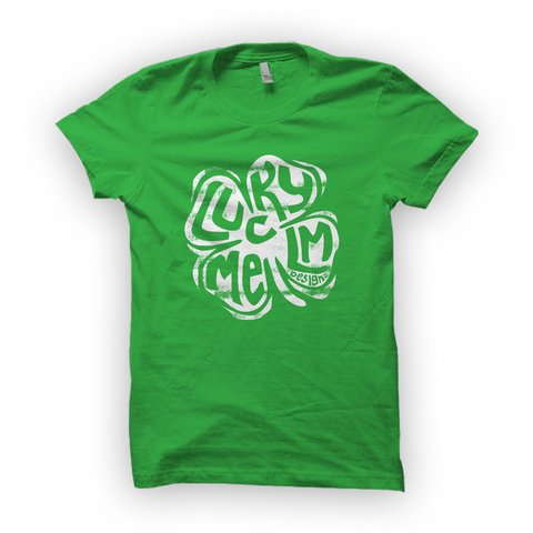 Lucky Me - Saint Patrick's Day Shirt - L&M Spirit Gear