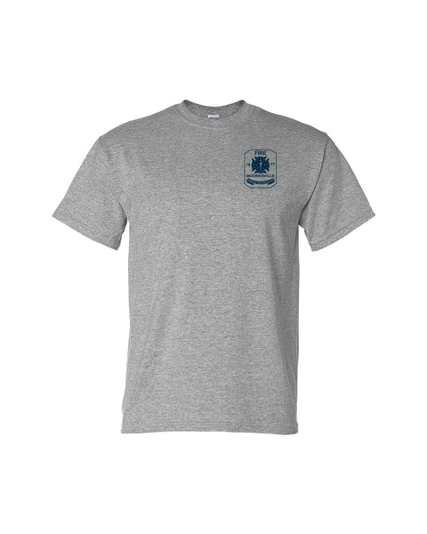 Mooresville Fire Department - Short Sleeve T CHIEF - SP