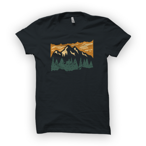 Mountain Shirt - L&M Spirit Gear