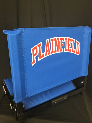 Plainfield Stadium Chair - L&M Spirit Gear  - 1