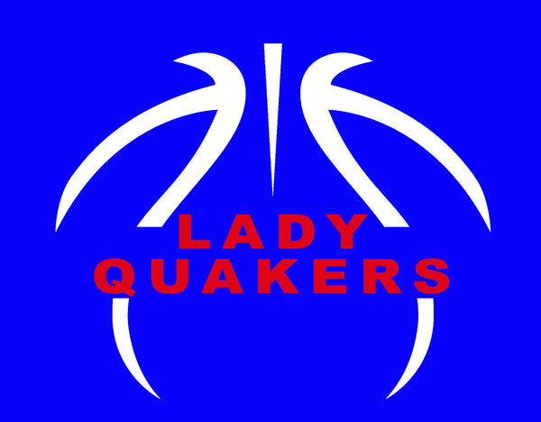 Lady Quakers Royal Sweatpants - L&M Spirit Gear