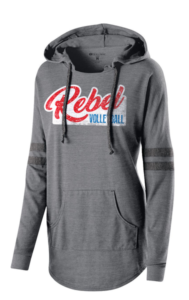 Rebel Juniors Women's Low Key Pullover