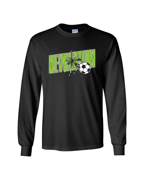 Revolution Soccer Cotton Long Sleeve - SP
