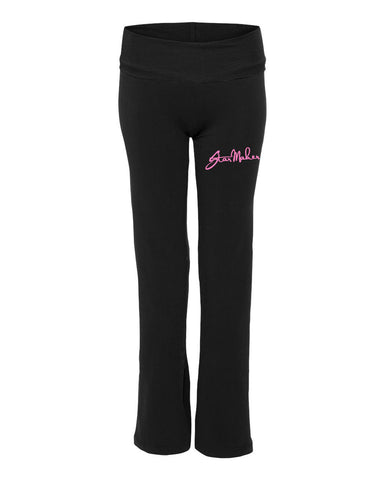 Star Maker Studio Practice Yoga Pants - L&M Spirit Gear