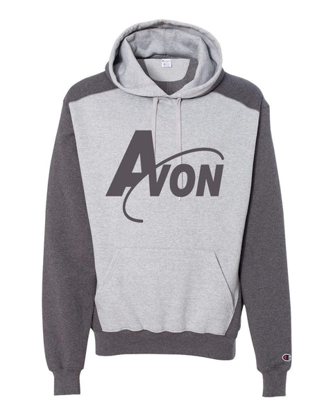Avon Band Double Dry Eco Colorblocked Hooded Sweatshirt SP - L&M Spirit Gear