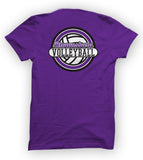 Brownsburg Volleyball Dry Blend Short Sleeve Tee SP - L&M Spirit Gear