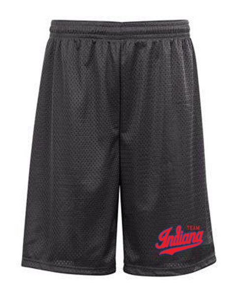 Team Indiana Pro Mesh Adult Shorts - SP1