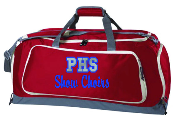 NO glitter Show Choirs Bag - L&M Spirit Gear