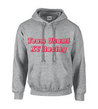 Red Team Okami on Sport Grey Garments - L&M Spirit Gear