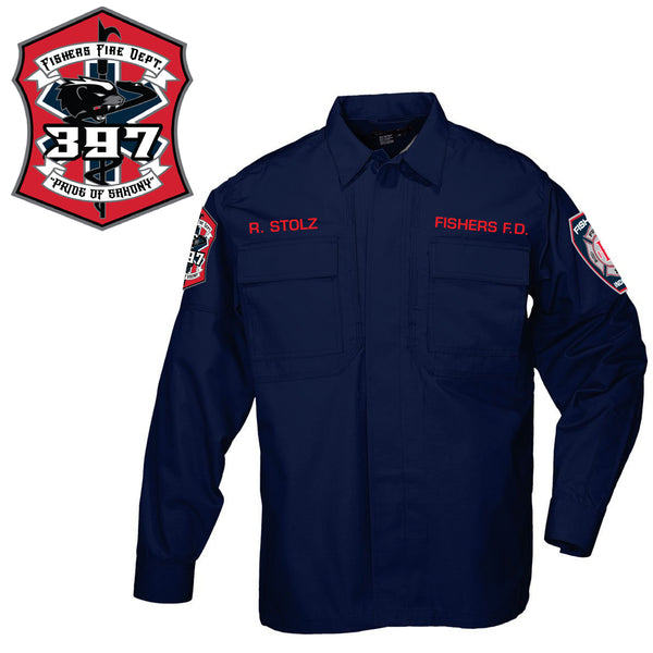 Station 397 - TDU Long Sleeve - L&M Spirit Gear