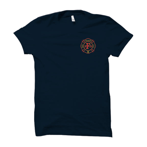 FFD - Chief - Duty Short Sleeve T Shirts  (SP 07 & 09)