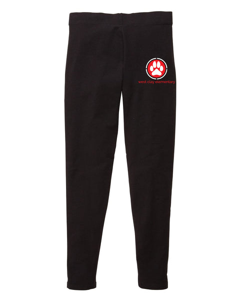 West Clay Elementary Youth Legging SP2