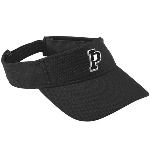 Indiana Primetime Softball ADULT ADJUSTABLE WICKING MESH VISOR EMB - L&M Spirit Gear
