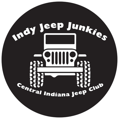 Jeep Junkies Car Decal