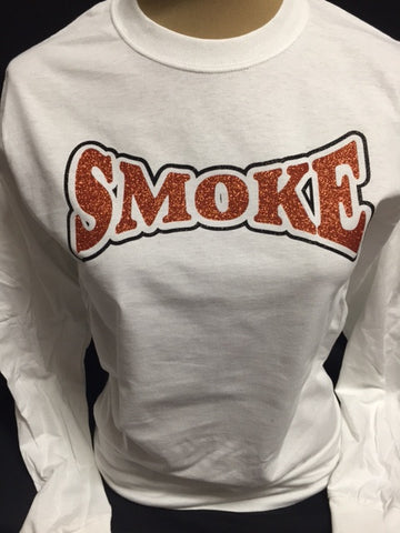 Glitter Bow Tie Smoke - L&M Spirit Gear