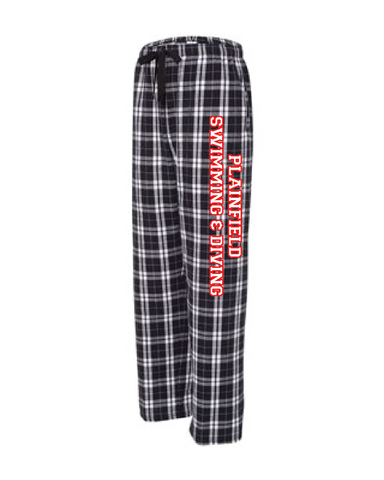Plainfield Girls Swimming & Diving Pajama Pant - SP