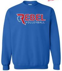 Rebel Juniors Unisex Sweatshirt - SP