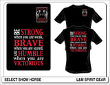 Select Show Horses SP 1 - L&M Spirit Gear