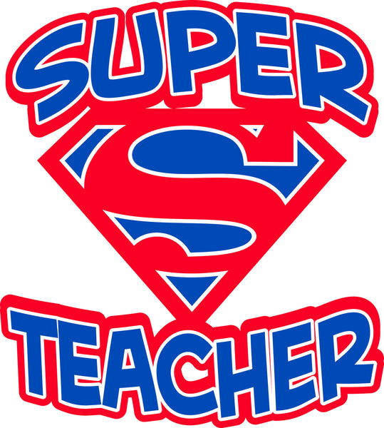 Super Teacher - L&M Spirit Gear