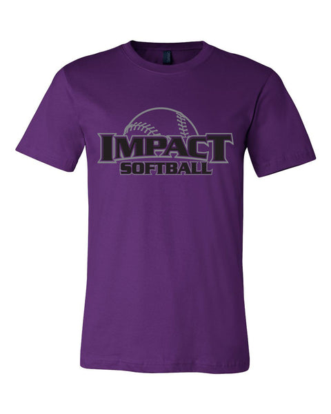 Impact Softball Soft Short Sleeve Tee - SP