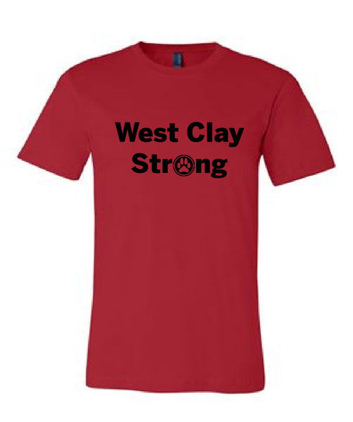 West Clay Elementary Strong - SP