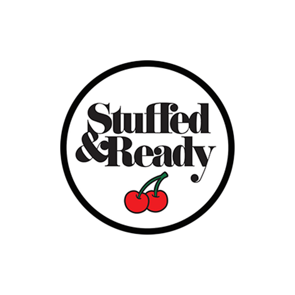 Stuffed & Ready Circle Patch