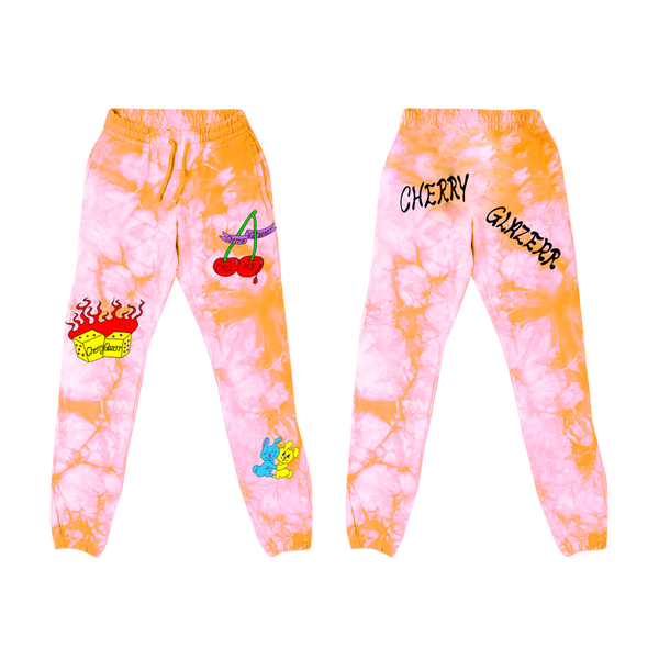 Fred Segal - CG Tie Dye Sweatpants