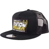 Cap Ryno Power Mesh Black