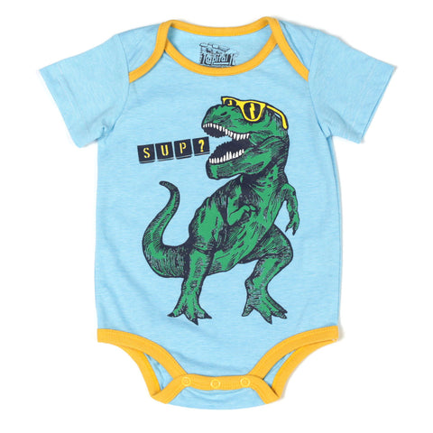 Kapital K Sup Dino Onesie Bodysuit - Kidz and Company