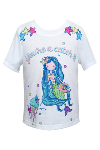 Baby Sara Mermaid T-Shirt - Kidz and Company