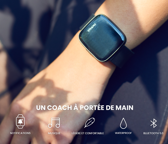 FitTrack - Montre connectée