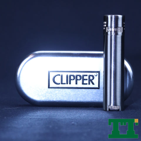 CLIPPER METAL JET FLAME LIGHTERS