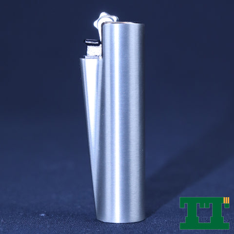 CLIPPER SMALL METAL SILVER LIGHTERS