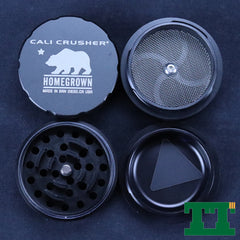 Cali Crusher 4 Way Quick Lock 50mm Grinder