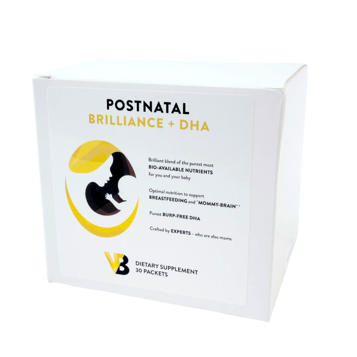 Postnatal Brilliance + DHA